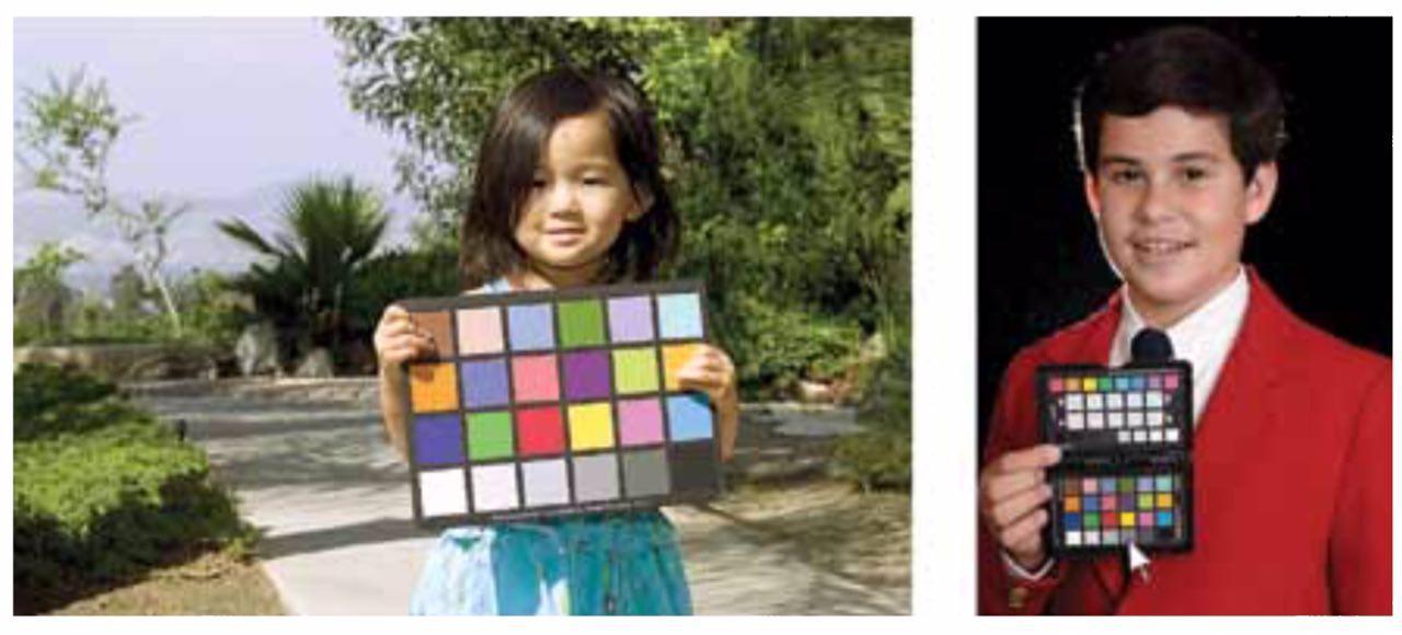 آموزش كالرچارت color chart