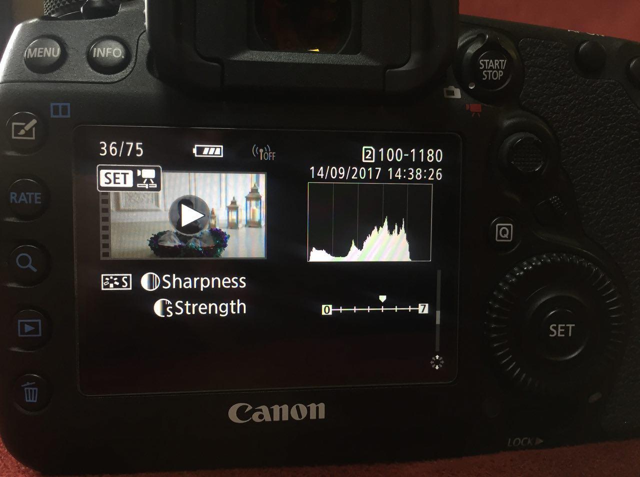 آموزش هیستوگرام در عکاسی